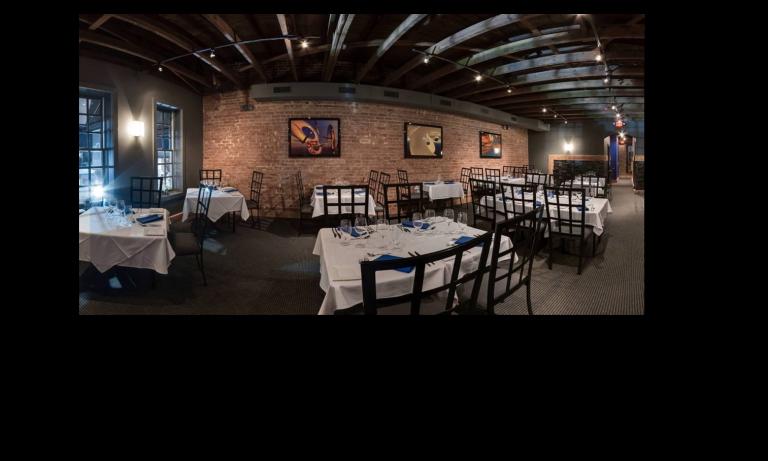 314 Main St - Pineville NC Upstairs Dining